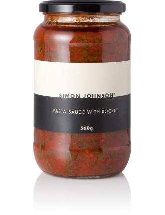 Pasta Sauce with Wild Rocket 560g