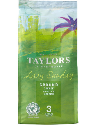 Tofh Lazy Sunday Ground Coffee 227g
