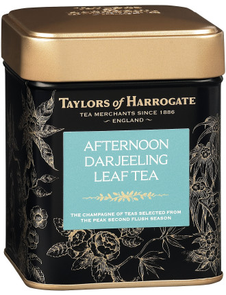 Afternoon Darjeeling Tea Caddy 125g
