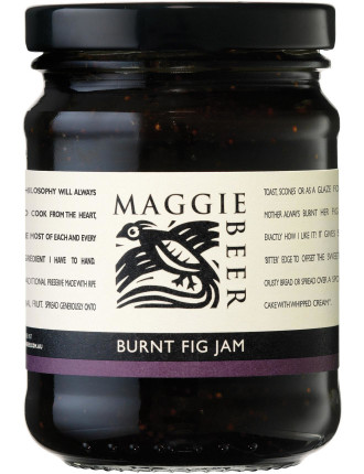 Burnt Fig Jam