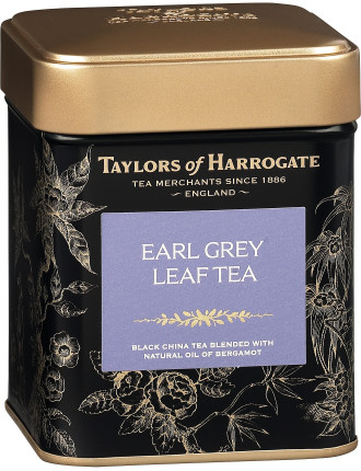 Earl Grey Tea Caddy 125g