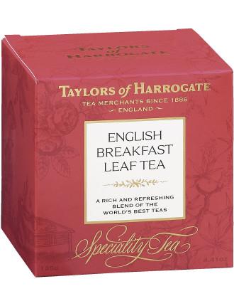 English Breakfast Loose Tea 125g