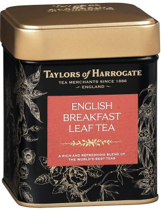English Breakfast Tea Caddy 125g