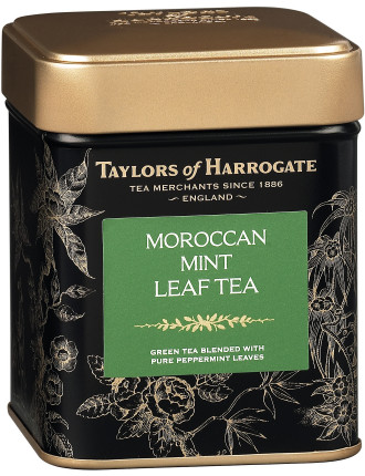 Tofh Morrocan Mint Tea Caddy 125g