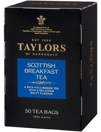 Tofh Scottish Breakfast Tea Pot Bags