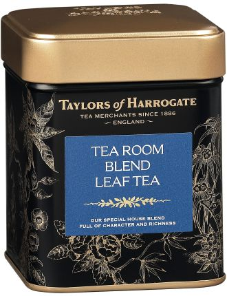 Tofh Tearoom Blend Tea Caddy 125g