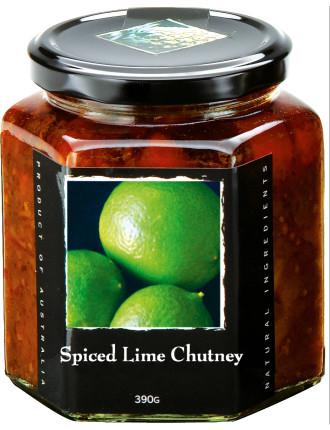 Spiced Lime Chutney