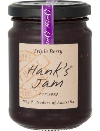Triple Berry Jam 285g
