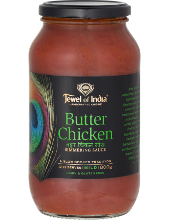 Butter Chicken Sauce 800g