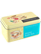 Almond Butter Balls Gift Tin 150g $13.95