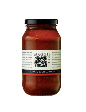 Mbee Pasta Sugo With Chilli 500g