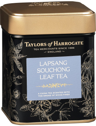 Tofh Lapsang Souchong Tea Caddy 125g