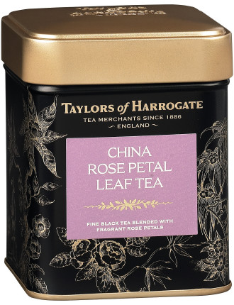 Tofh China Rose Petal Tea Caddy 125g
