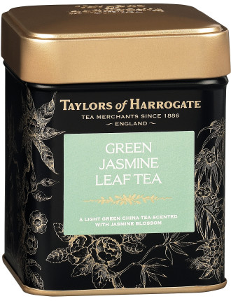 Tofh Green Jasmine Tea Caddy 125g