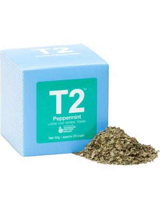 T2 Organic Peppermint 50g