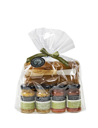 BBQ ENTERTAINING CHEESEBOARD PACK 240G