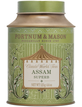 Assam Superb Tea Tin 125g