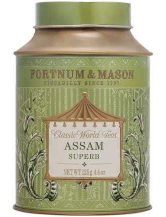 Assam Superb Tea Tin 125g