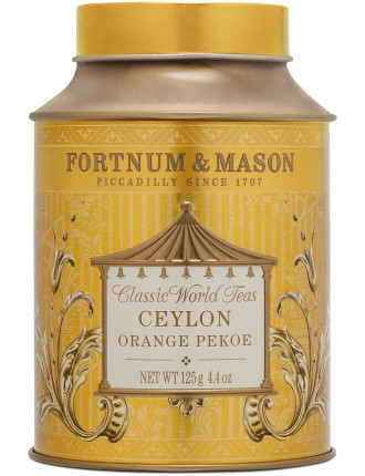 Orange Pekoe Tea Tin 125g