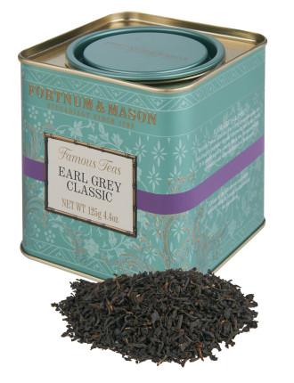 Earl Grey Tea Tin 125g