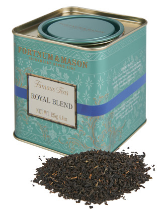 Royal Blend Tea Tin 125g