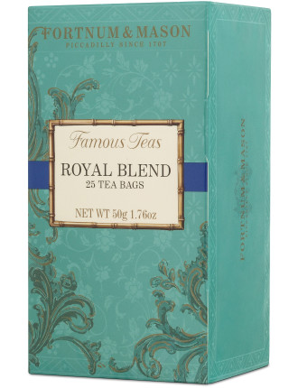 Royal Tea 25s