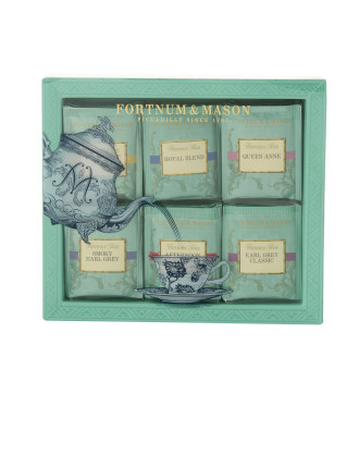 Famous Tea Selection Gift Pack (60 Teabags)