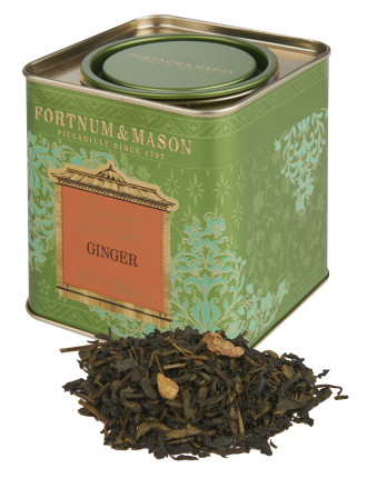 Green Ginger Tin