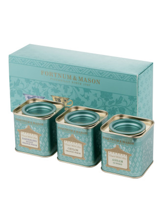 Three Mini Classic World Teas Gift Pack