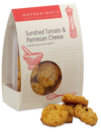 Sundried Tomato & Parmesan Cheese 120g