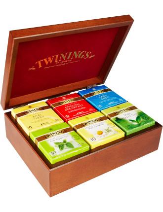 Tea Chest 6's