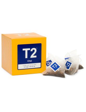 Chai 25 Tea Bags