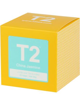 China Jasmine 25 Tea Bags