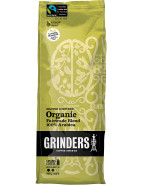 Coffee Organic Ground 250g $10.50