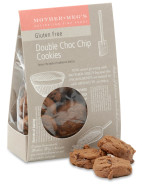 Gluten Free Double Choc Chip Cookies 150g $10.95