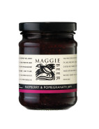 Raspberry & Pomegranate Jam $11.99