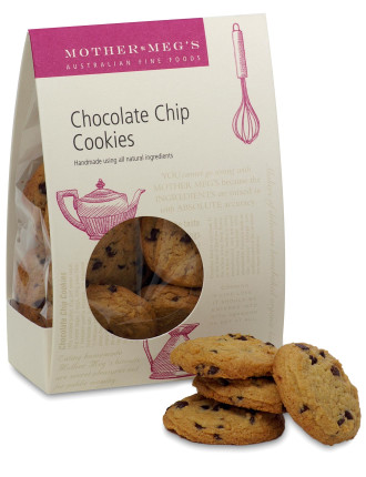 Chocolate Chip Cookies 150g