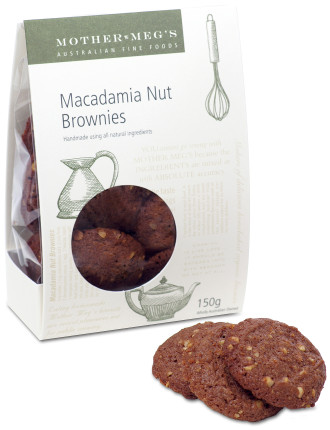 Macadamia Brownies 150g