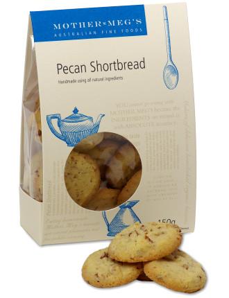 Pecan Shortbread 150g