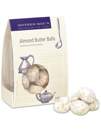 Almond Butter Balls Pantry Packets 150g