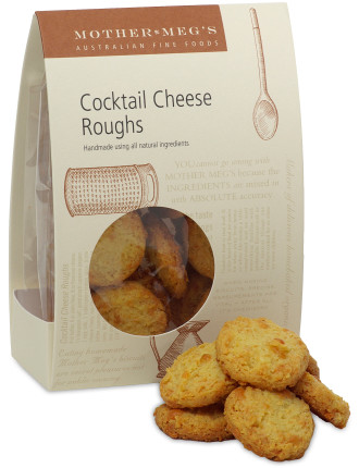 Cocktail Cheese Roughs Pantry Packets 120g