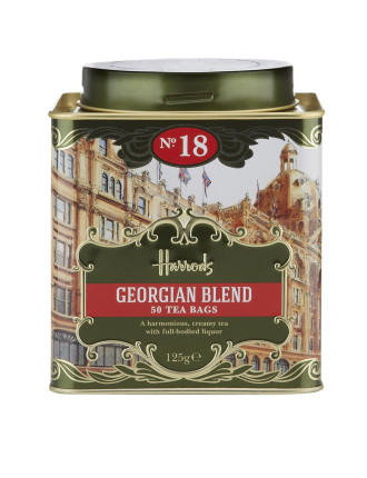 Harrods Heritage No.18 Georgian Blend 125g