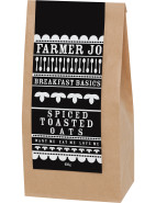 Spiced Toasted Oats 450g $12.95