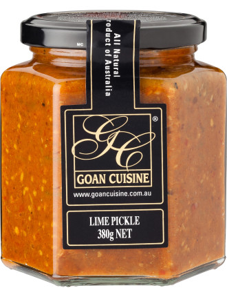 Lime Pickle 410g