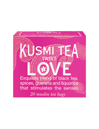 Sweet Love 20 Tea Bags