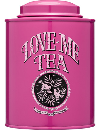 Love Me Tea Keepsake Tin 150g