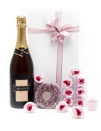 Pink Bubbles Hamper $140.00