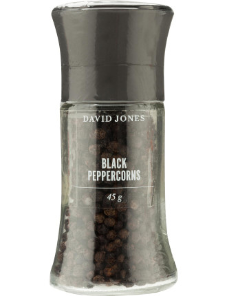 Black Peppercorns Grinder 105ml