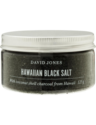 Hawaiian Black Salt 100ml Tub
