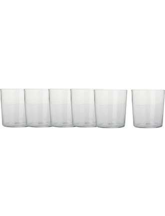 Mansion Tumbler Set Of 6